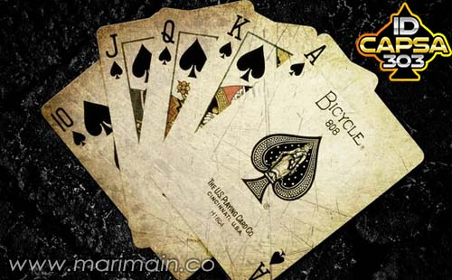 Poker Online Server Idn Teraman